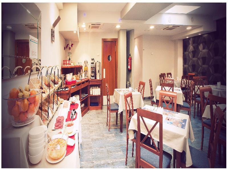 Hotel Blue Longoria Plaza Restaurant