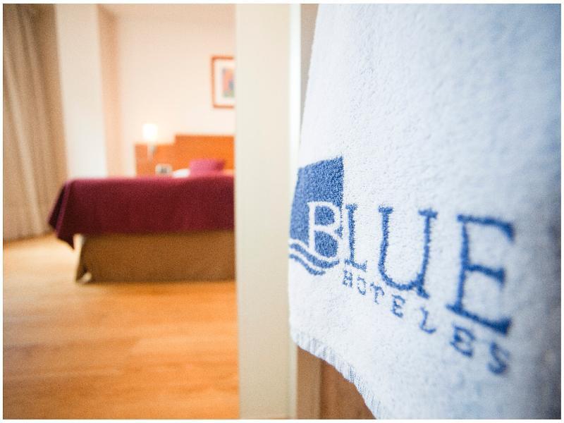 Hotel Blue Longoria Plaza Wohnbeispiel