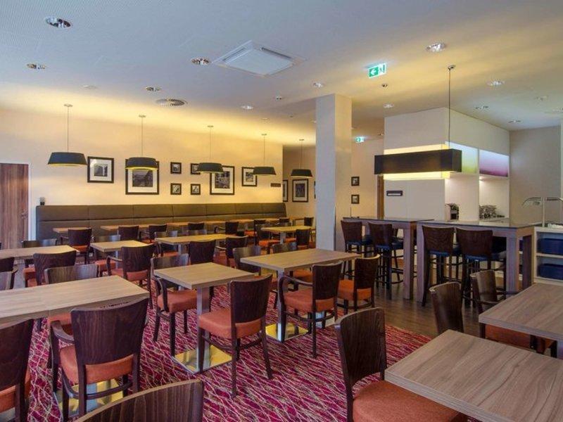 Hampton by Hilton Nürnberg City Centre Restaurant