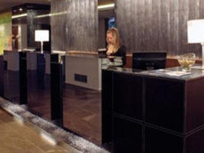 Barcelo Oviedo Cervantes Lounge/Empfang