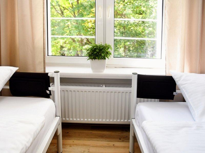 Hostel Centrum Warsaw Wohnbeispiel