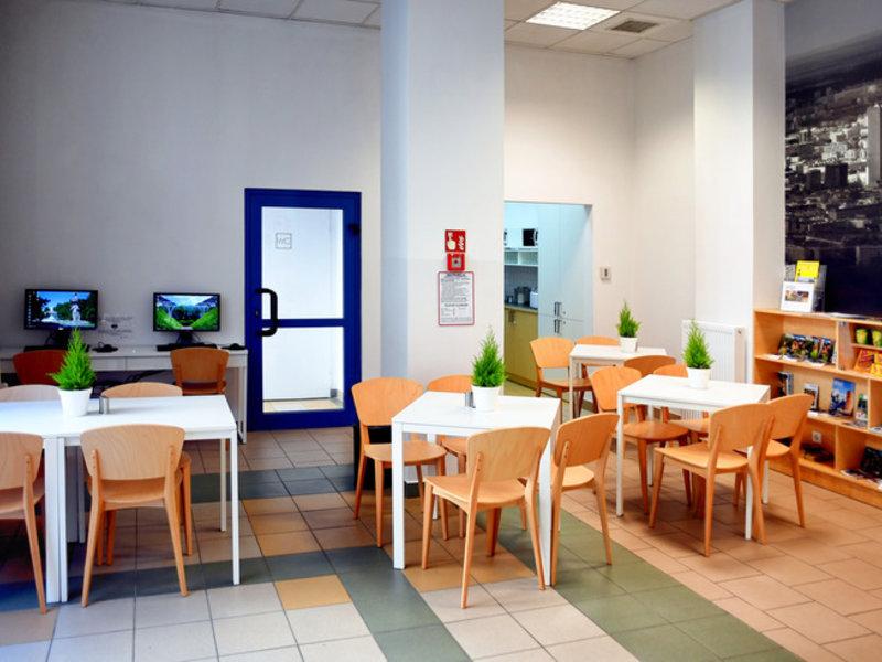 Hostel Centrum Warsaw Restaurant
