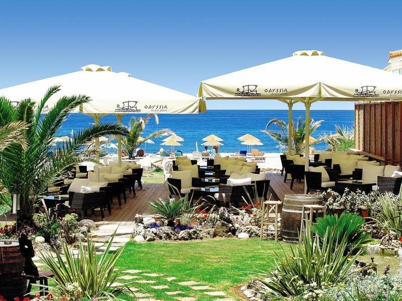 Odyssia Beach Garten