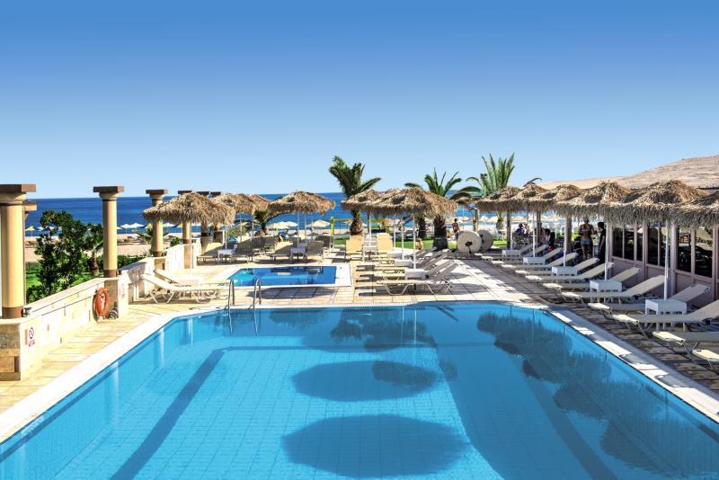 Odyssia Beach Pool