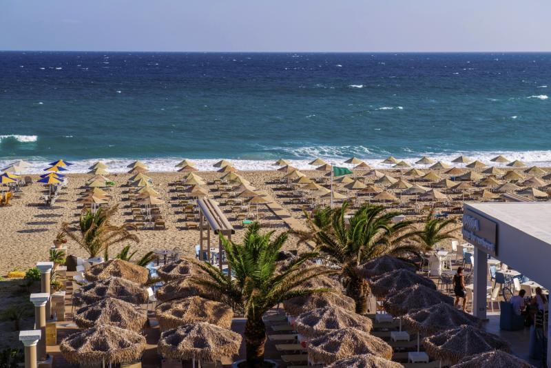 Odyssia Beach Strand