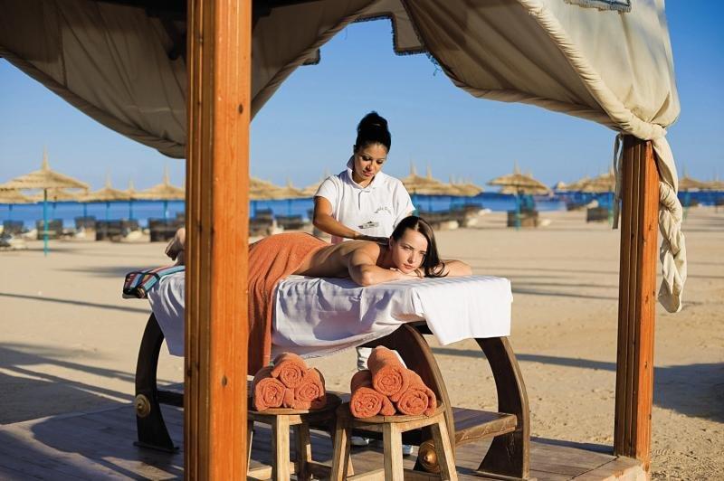 Amwaj Blue Beach Resort & Spa Strand