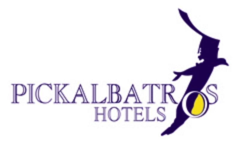 Albatros White Beach Logo