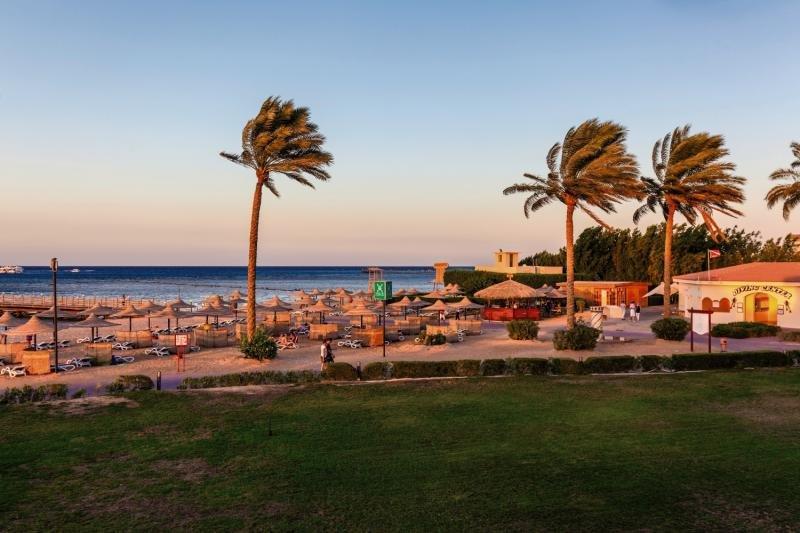 Cleopatra Luxury Beach Resort - Erwachsenenhotel Strand