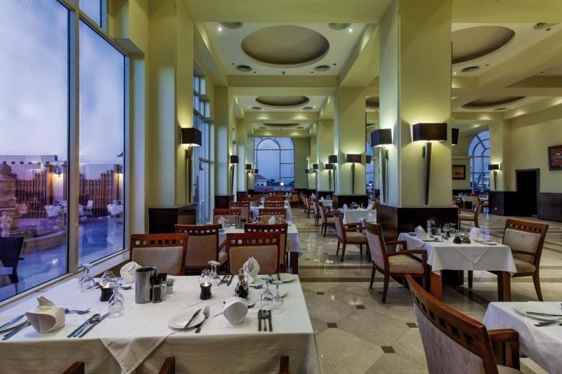 Cleopatra Luxury Beach Resort - Erwachsenenhotel Restaurant