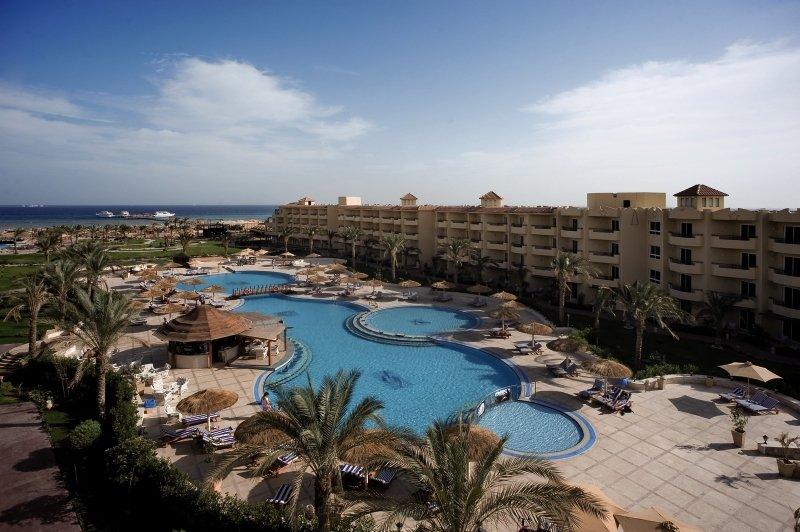 Amwaj Blue Beach Resort & Spa Außenaufnahme