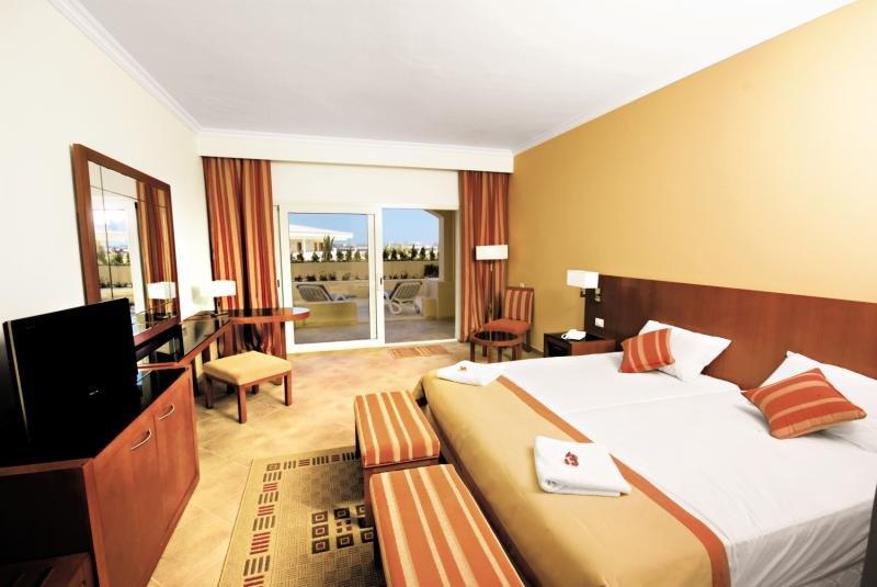 Cleopatra Luxury Beach Resort - Erwachsenenhotel Wohnbeispiel
