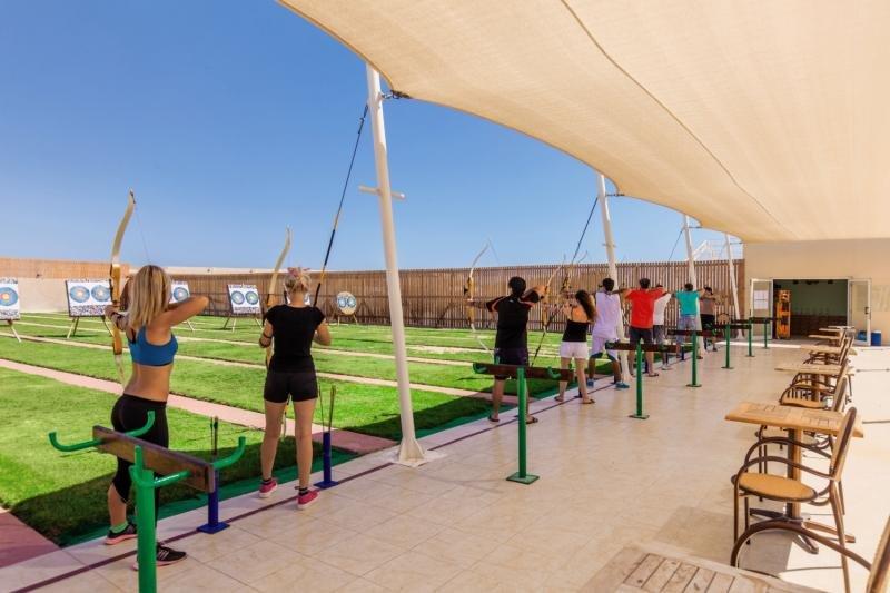 Cleopatra Luxury Beach Resort - Erwachsenenhotel Sport und Freizeit
