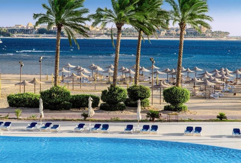 Cleopatra Luxury Beach Resort - Erwachsenenhotel Pool