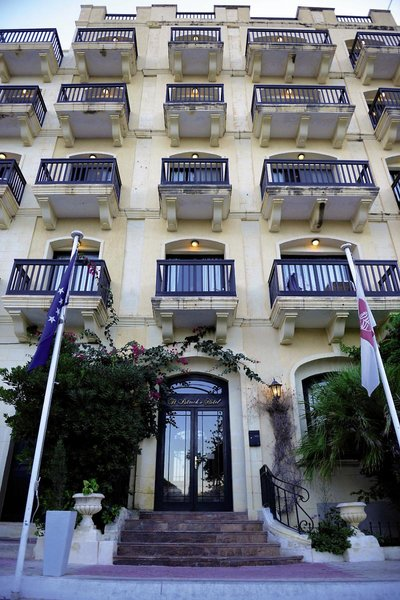 Saint Patrick´s Hotel Außenaufnahme