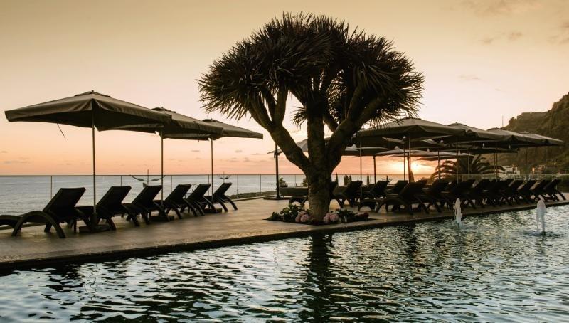 Savoy Saccharum Resort & Spa Pool