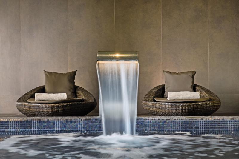 Savoy Saccharum Resort & Spa Hallenbad