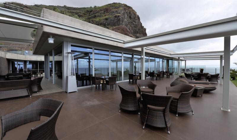 Savoy Saccharum Resort & Spa Terrasse