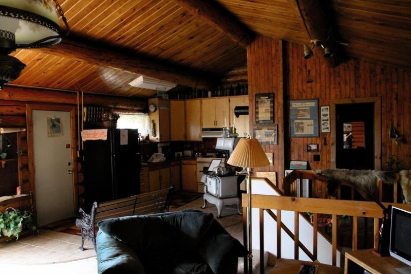 A Taste Of Alaska Lodge Wohnbeispiel