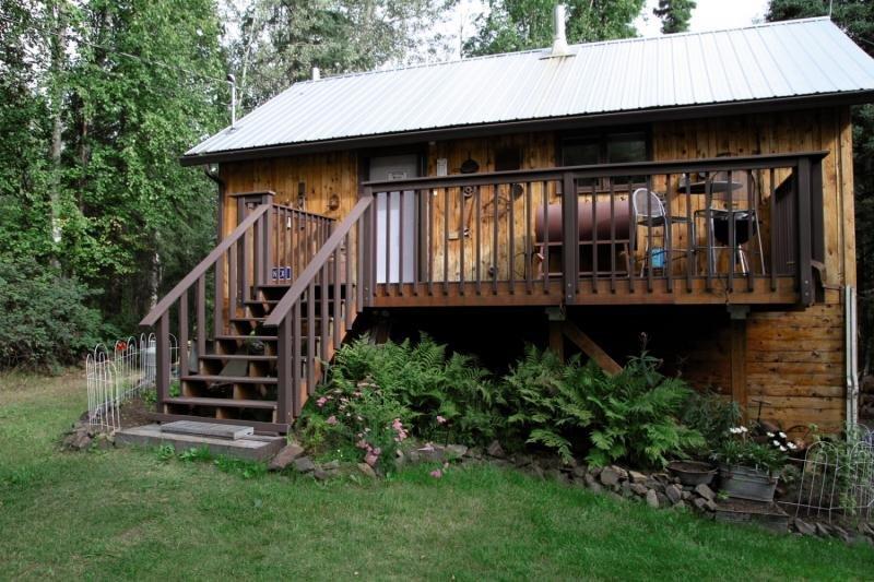 A Taste Of Alaska Lodge Außenaufnahme