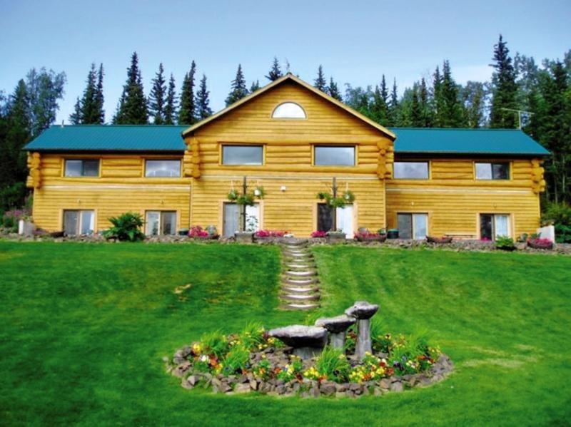 A Taste Of Alaska Lodge Garten