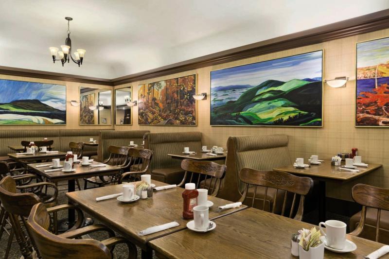 Days Inn Downtown Vancouver Restaurant