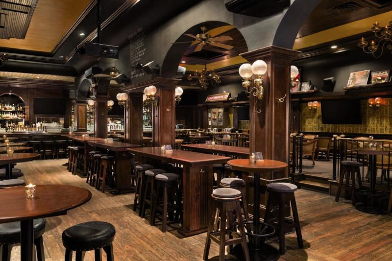 Days Inn Downtown Vancouver Bar