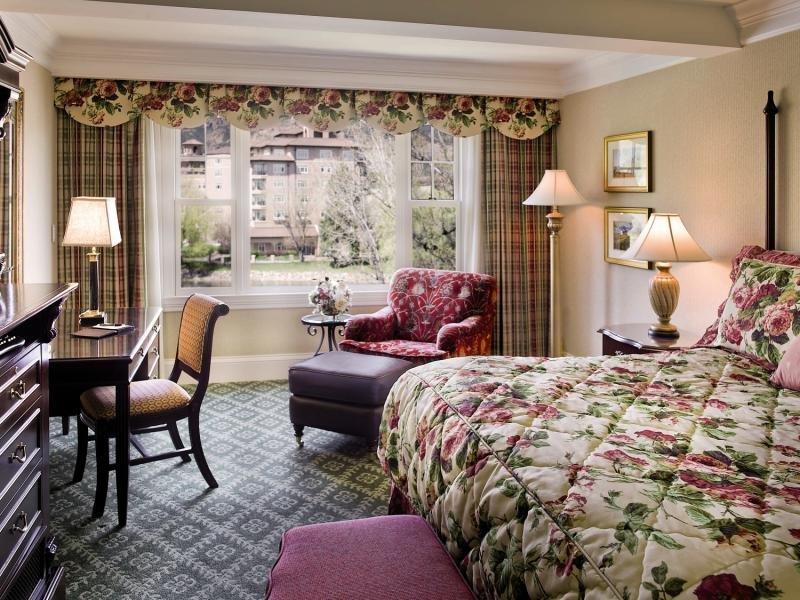 The Broadmoor Wohnbeispiel