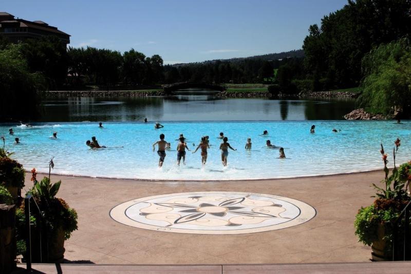 The Broadmoor Sport und Freizeit