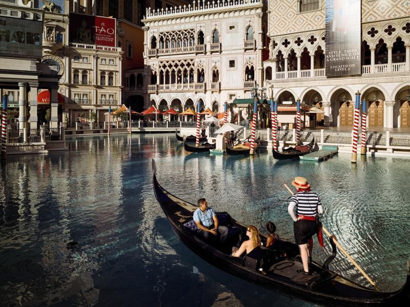 The Venetian Resort Hotel & Casino Außenaufnahme
