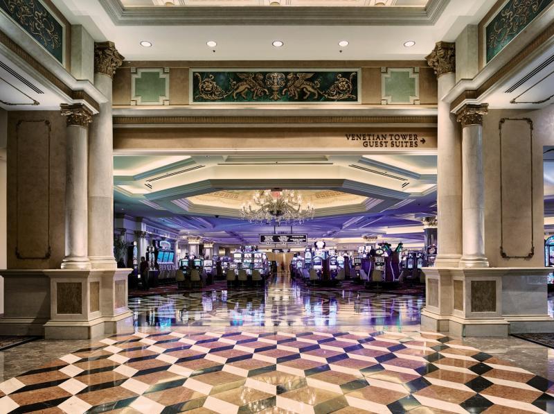 The Venetian Resort Hotel & Casino Sport und Freizeit