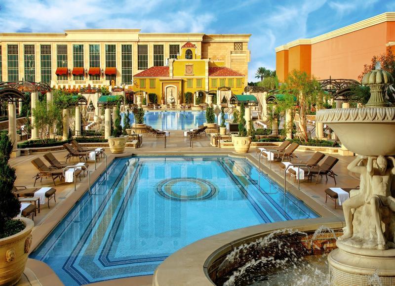 The Venetian Resort Hotel & Casino Pool