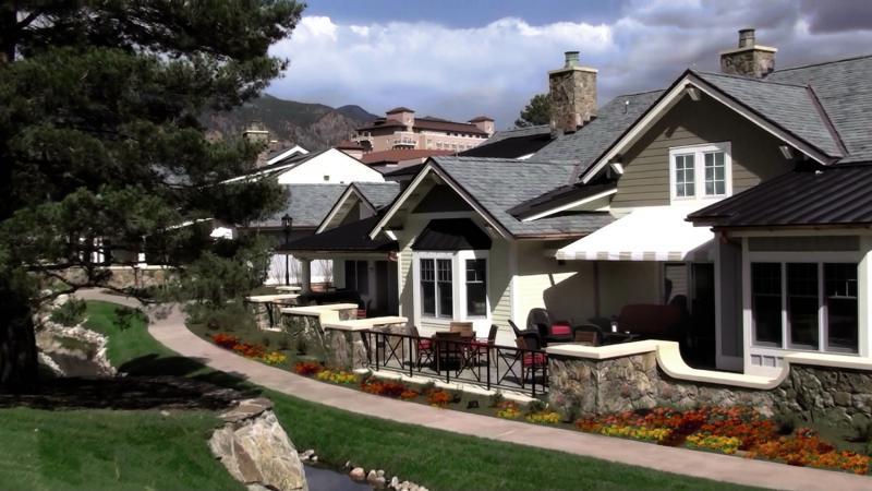 The Broadmoor Außenaufnahme