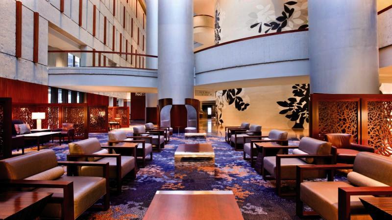 The Westin Peachtree Plaza Restaurant