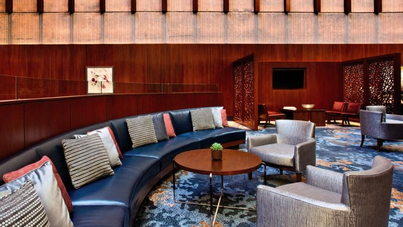 The Westin Peachtree Plaza Lounge/Empfang