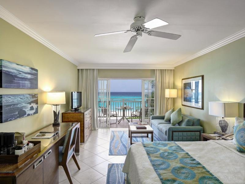 Turtle Beach by Elegant Hotels Wohnbeispiel