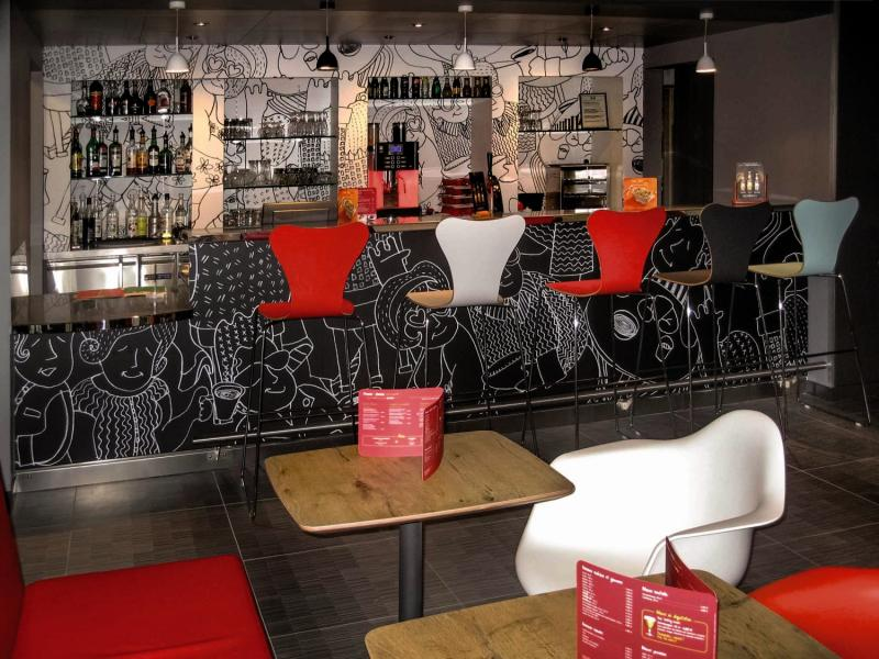ibis Mariahilf Wien Bar