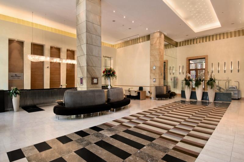 Hilton Budapest City Lounge/Empfang
