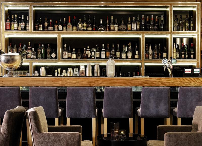 Hilton Budapest City Bar