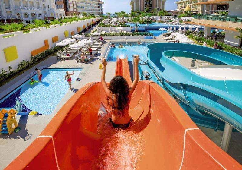 Side Sungate Hotel & Spa Pool