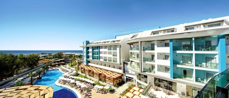 Seashell Resort & Spa Außenaufnahme