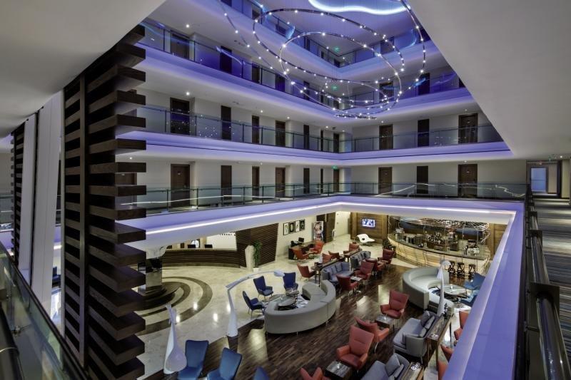 Seashell Resort & Spa Lounge/Empfang