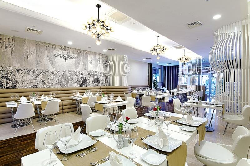 Seashell Resort & Spa Restaurant