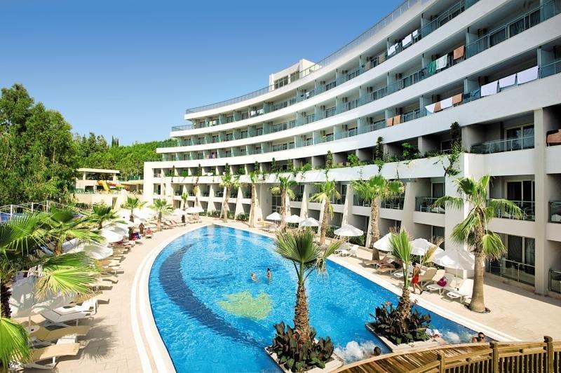 Crystal Sunrise Queen Luxury Resort & Spa Außenaufnahme