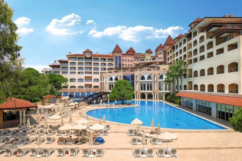 Sirene Belek Hotel Außenaufnahme