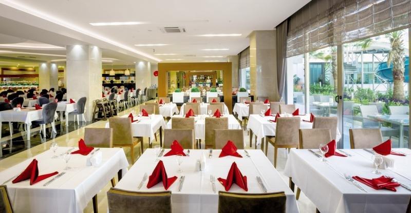 Side Sungate Hotel & Spa Restaurant
