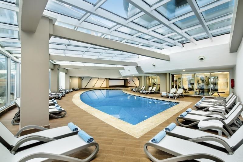 Seashell Resort & Spa Hallenbad
