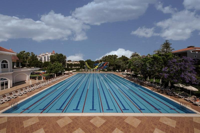 Sirene Belek Hotel Pool