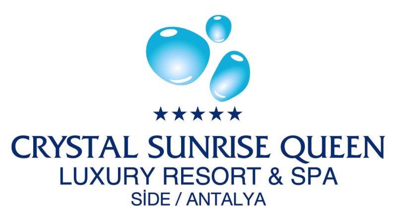 Crystal Sunrise Queen Luxury Resort & Spa Logo