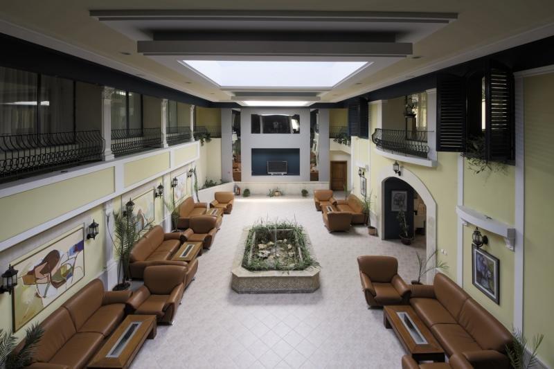 Shipka Lounge/Empfang