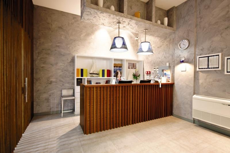 Hotel In Biograd Lounge/Empfang